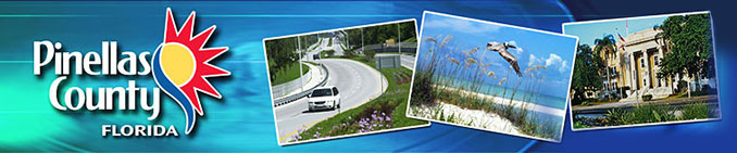 Pinellas County Florida Banner